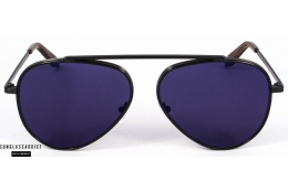 VICTORIA BECKHAM VBS136 SINGLE BRIDGE AVIATOR